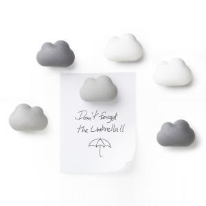 クオリー QUALY クラウドマグネット Cloud Magnet かわいい雲のマグネット マグネット おしゃれ 磁石|eameschair-y