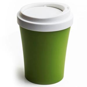 クオリー QUALY コーヒービン COFFEE BIN フタ付きゴミ箱 フロアー用 グリーン おしゃれ ゴミ箱 ふた付き かわいい ごみ箱 蓋つき|eameschair-y
