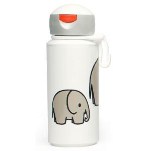 ブルーナ 水筒 ディック・ブルーナ ドリンキングボトルポップアップ エレファント ゾウ ぞう キャンパス ボトル Dick Bruna  ロスティ・メパル eameschair-y