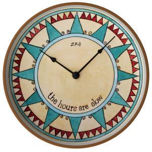 オリバー・ヘミング ZIRO ジロ ウォールクロック THE HOURS ARE SLOW ジアワーズアースロー Oliver Hemming オシャレ 掛け時計 壁掛時計 eameschair-y