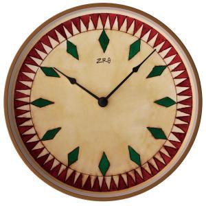 オリバー・ヘミング ZIRO ジロ ウォールクロック GREEN DIAMONDS グリーンダイヤモンズ Oliver Hemming オシャレ 掛け時計 壁掛時計 eameschair-y