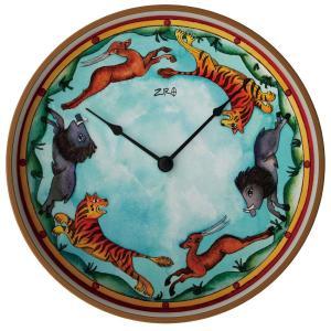 オリバー・ヘミング ZIRO ジロ ウォールクロック BLUESKY ANIMALS ブルースカイアニマルズ Oliver Hemming オシャレ 掛け時計 壁掛時計 eameschair-y