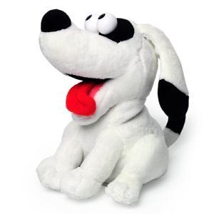 マイムフレンズ Mime Friends ホワイトドッグ ものまね ぬいぐるみ オウム返し 白い犬 いぬ 犬 かわいい おもちゃ White dog eameschair-y