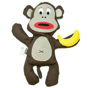 ハガブル カイロ レンジ モンキー さる サル 猿 お猿 おさる かわいい 電子レンジ カイロ ぬいぐるみ HUGGABLE bitten ビッテン MONKEY あったかグッズ eameschair-y