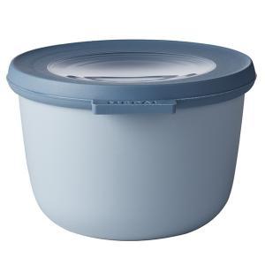 ロスティ メパル サーキュラ 保存容器 マルチ ボウル 500ml ノルディック ブルー おしゃれ かわいい ほぼ密閉 冷凍 レンジ対応 電子レンジ 冷蔵 食洗機|eameschair-y