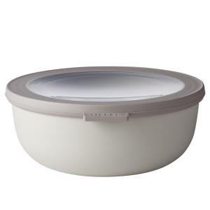 ロスティ メパル サーキュラ 保存容器 マルチ ボウル 1250ml ノルディック ホワイト おしゃれ かわいい ほぼ密閉 冷凍 レンジ対応 電子レンジ 冷蔵 食洗機|eameschair-y