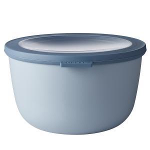 ロスティ メパル サーキュラ 保存容器 マルチ ボウル 2000ml ノルディック ブルー おしゃれ かわいい ほぼ密閉 冷凍 レンジ対応 電子レンジ 冷蔵 食洗機|eameschair-y