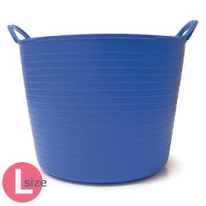 タブトラッグス TUBTRUGS L 38L Lサイズ ブルー 青 バケツ おしゃれ ケース FAULKS&COX|eameschair-y