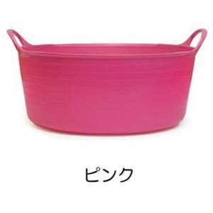 タブトラッグス ミニシャロー TUBTRUGS ミニシャロウ ピンク バケツ おしゃれ 洗い桶 キッチン洗い桶 FAULKS&COX|eameschair-y