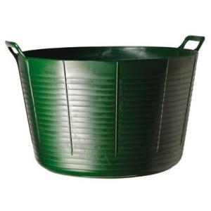 タブトラッグス XLサイズ グリーン 緑 75L カゴ 籠 ケース FAULKS&COX TUBTRUGS|eameschair-y