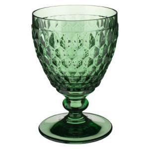 ビレロイ&ボッホ Villeroy&Boch ボストン ワイングラス グリーン 220ml おしゃれ かわいい eameschair-y