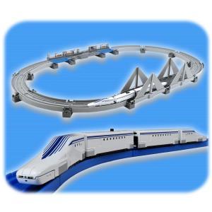 プラレール アドバンス 超電導リニアL0系 高架 レールセット