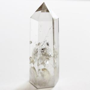 4月の誕生石 水晶 クリスタル パワーストーン 浄化 開運 鉱物 ※メール便非対応商品