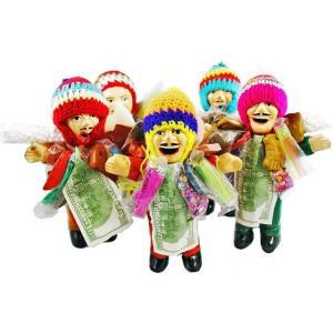 アンデスの福の神!願いを叶えるエケコ人形!  1日〜3日以内の発送です。メールにて発送日時をお知らせ...