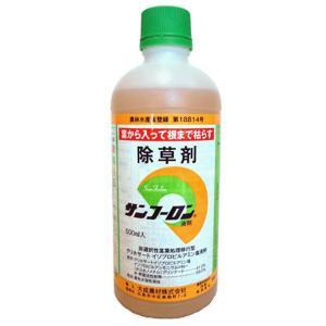 除草剤 サンフーロン 500ml×10本セット ジェネリック農薬 大成農材|earth-shop