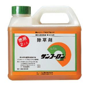 除草剤 サンフーロン 2L×5本セット ジェネリック農薬 大成農材|earth-shop
