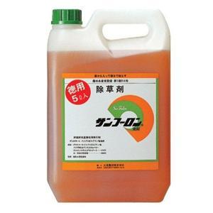 除草剤 サンフーロン 5L×2本セット ジェネリック農薬 大成農材|earth-shop