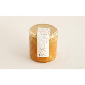 ミトヨフーズ ネーブルオレンジ マーマレードジャム 250g 低糖度手づくりまるごと果実|earth-shop