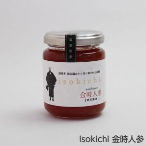 isokichi 金時人参ジャム 香川県産 きんときにんじん 140g 讃岐罐詰|earth-shop