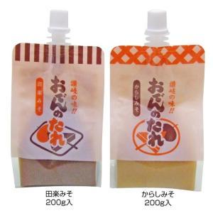讃岐風からし味噌 おでんのたれ 6本セット ハイスキー食品|earth-shop