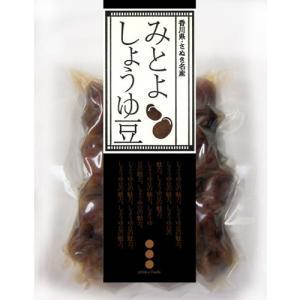 みとよしょうゆ豆 希少糖入り ミトヨフーズ|earth-shop