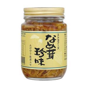 たけのこ・松茸入りなめ茸珍味 ミトヨフーズ|earth-shop