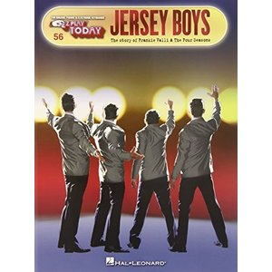 Jersey Boys: The Story of Frankie Valli& the Four Seasons: for Organs