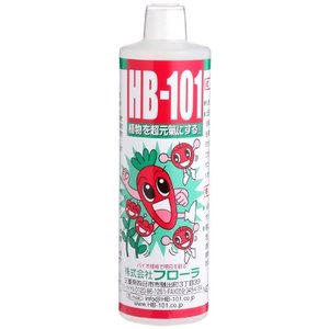 フローラ 植物活力剤 天然植物活力液 HB-101  500cc