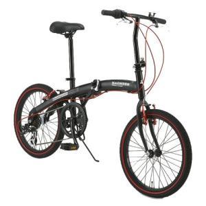 WACHSEN(ヴァクセン) 20インチ 折りたたみ自転車【...