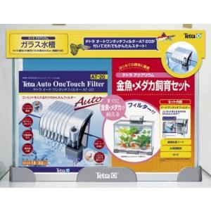 テトラ (Tetra) 金魚・メダカ飼育セット AG31ーGF