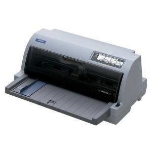 EPSON インパクトプリンター VP-F2000 USBインターフェイス搭載 24ピン 106桁 水平型 7枚複写(オリジナル+6枚) 英数330字/秒 漢字146字/秒