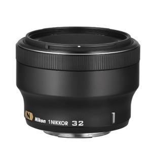 Nikon 単焦点レンズ 1 NIKKOR 32mm f/1.2 ブラック ニコンCXフォーマット専用