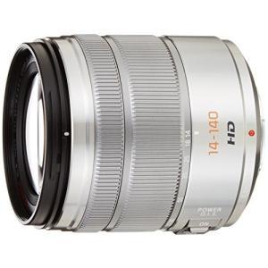Panasonic マイクロフォーサーズ用 交換レンズ LUMIX G VARIO 14-140mm /F3.5-5.6 ASPH. / POWER O.I.S. シルバー H-FS14140-S