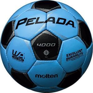 molten(モルテン) ペレーダ4000 [ Pelada4000 ] EXCELLENT DURABILITY F5P4000-CK サックス+黒 5号球