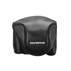 OLYMPUS デジタルカメラ STYLUS1用 革カメラケース CSCH-118