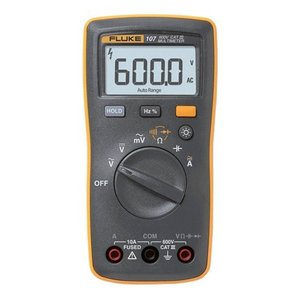 FLUKE(フルーク) 107 ポケットサイズ・マルチメータ(バックライト付多機能型)