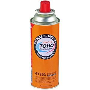 TOHO 純正カセットガス 250g