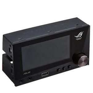 ASUSTek社製 5.25インチベイ内蔵コントローラー FRONT BASE