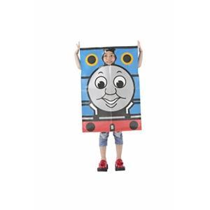 かぶるかみぶくろ 機関車トーマス コドモ用 キッズコスチューム 男女共用 120cm