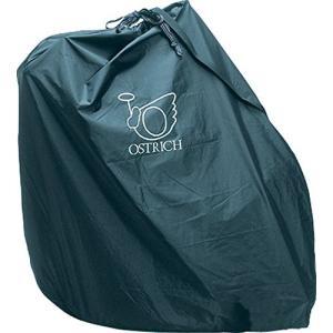 OSTRICH(オーストリッチ) 輪行袋 超軽量型 [L-100] ブラック ワンタッチバックル仕様 L-100