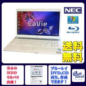 SONY ノートパソコン 中古パソコン VPCS129FJ ブラック ノート 本体 Windows7 WPS Office付き Core i3 DVD 4GB/500GB|earthward