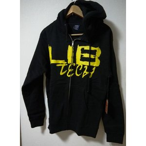 LIB TECH CANYON zip BLACK S