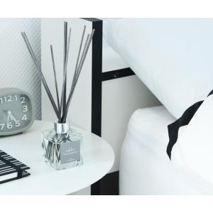 リードディフューザー 自然派アロマ 100%植物性成分 ガラスボトル 選べる香り&スティック(オイル90ml  リード3mm×10)説明書有 mobilier(モビリエ) ease-aroma 03