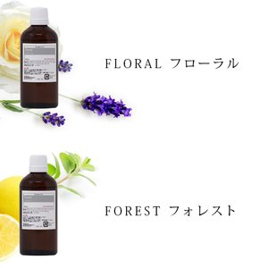 リードディフューザー 自然派アロマ 100%植物性成分 ガラスボトル 選べる香り&スティック(オイル90ml  リード3mm×10)説明書有 mobilier(モビリエ) ease-aroma 07