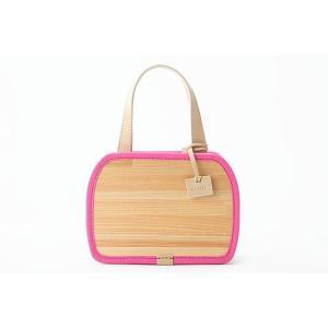 ヒノキ エコロジー ハンドバッグ ELSOL 【 B6サイズ Windwoods 】|ease-style