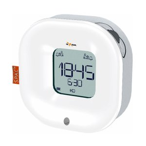 aXbo(アクスボ) 【快眠めざまし時計】 睡眠パターンで起こす|ease-style