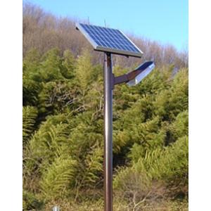 【蛍光灯24W相当】高輝度 ソーラーLED街灯【電気配線不要】|ease-style