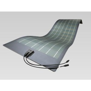 90W CIGS薄膜型 フレキシブル ソーラー パネル (固定設置:粘着シートタイプ) 【 最新フレキシブル CIGS薄膜型 】|ease-style
