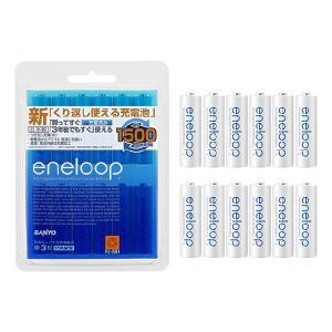 エネループ 単三形 12個入りパック (1500回使える電池)|ease-style