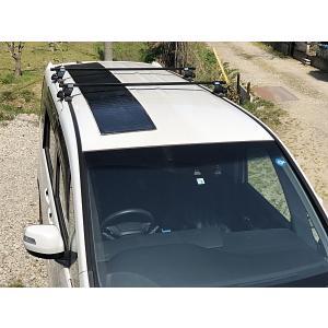 温暖化防止、防災、アウトドアや車中泊等の電力確保として、車、鉄製物置等にマグネット吸着により、簡単...